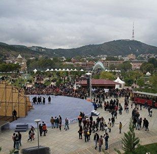 Тбилисоба - День города Тбилиси