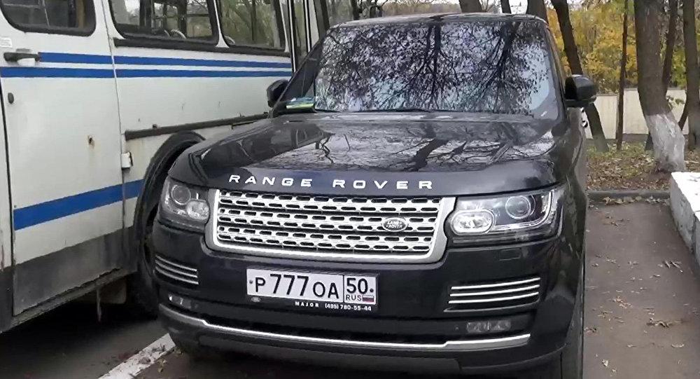 კრასნოგორსკელი მკვლელის მანქანა