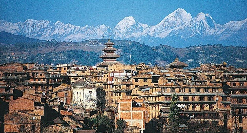 Столица Непала Катманду