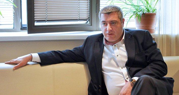 Министр по исполнению наказаний и пробации Грузии Каха Кахишвили