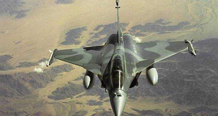 Авиаудары ВВС Франции по ИГИЛ