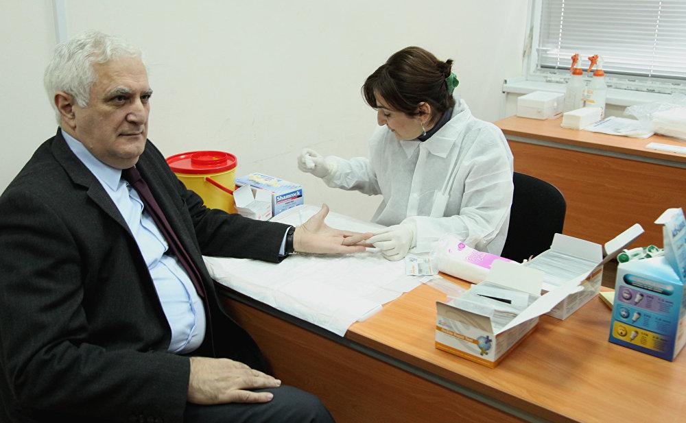 Лечение гепатита в грузии