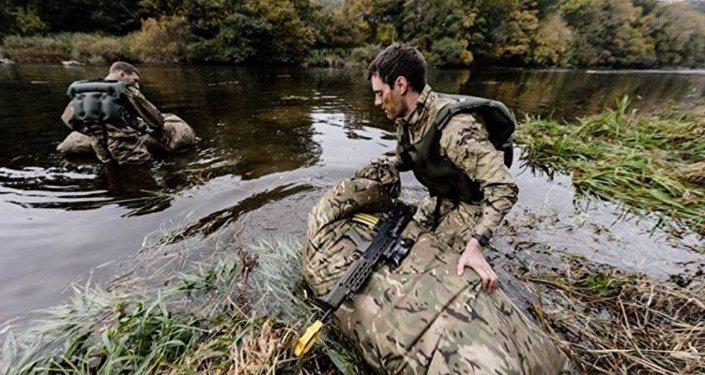 Грузия приняла участие в военных учениях в Уэльсе