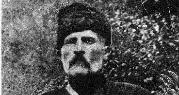 Грузинский писатель и поэт Важа-Пшавела - Лука Разикашвили