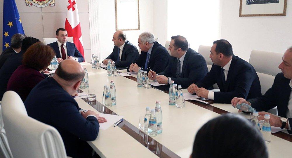 В Грузии усилят пограничный контроль