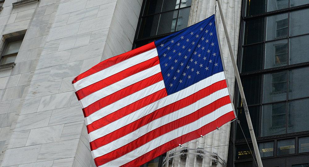 აშშ-ის დროშა