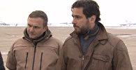 Попавшие под обстрел в Сирии журналисты рассказали о подробностях инцидента