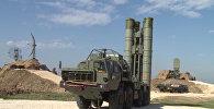 Крейсер Москва и ЗРК С-400 встали на защиту ВКС РФ в Сирии