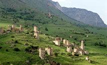 Башни селения Этикал