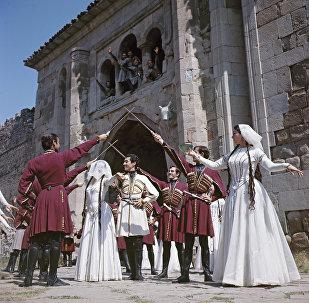 Грузинский свадебный обряд