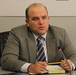 Доктор политических наук, профессор Вахтанг Маисая