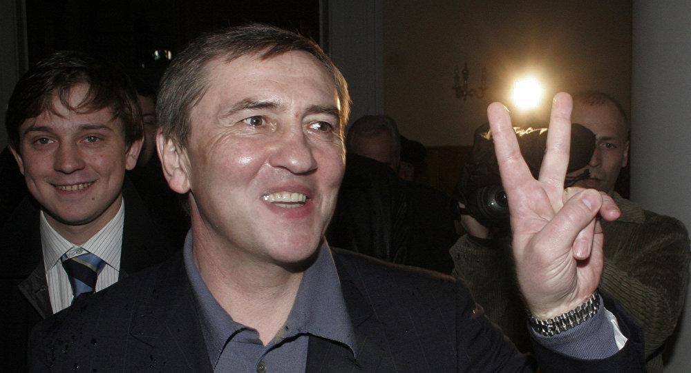 Бывший мэр Киева Леонид Черновецкий