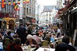 Жители Европы, Брюссель