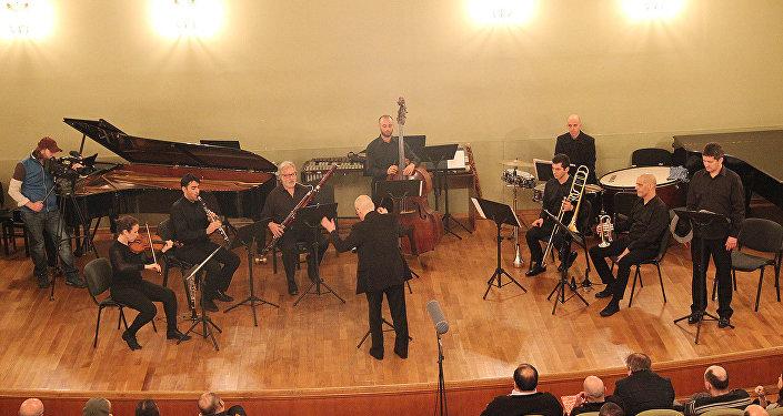 ჯაზი, კლასიკა და საოპერო კომპოზიციები თბილისში გამართულ მუსიკის ფესტივალზე