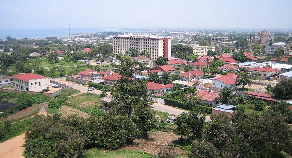 ბურუნდის დედაქალაქი ბუჟუმბურა