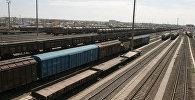 Товарные поезда