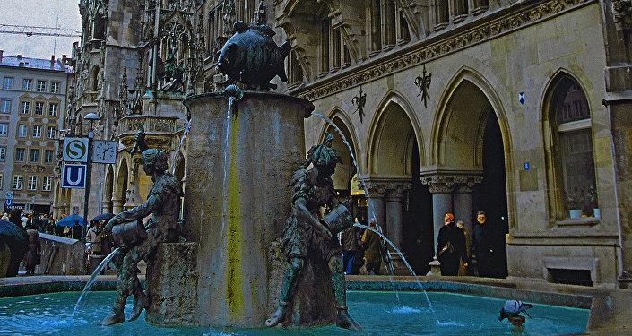 Ратуша - символ города Мюнхена