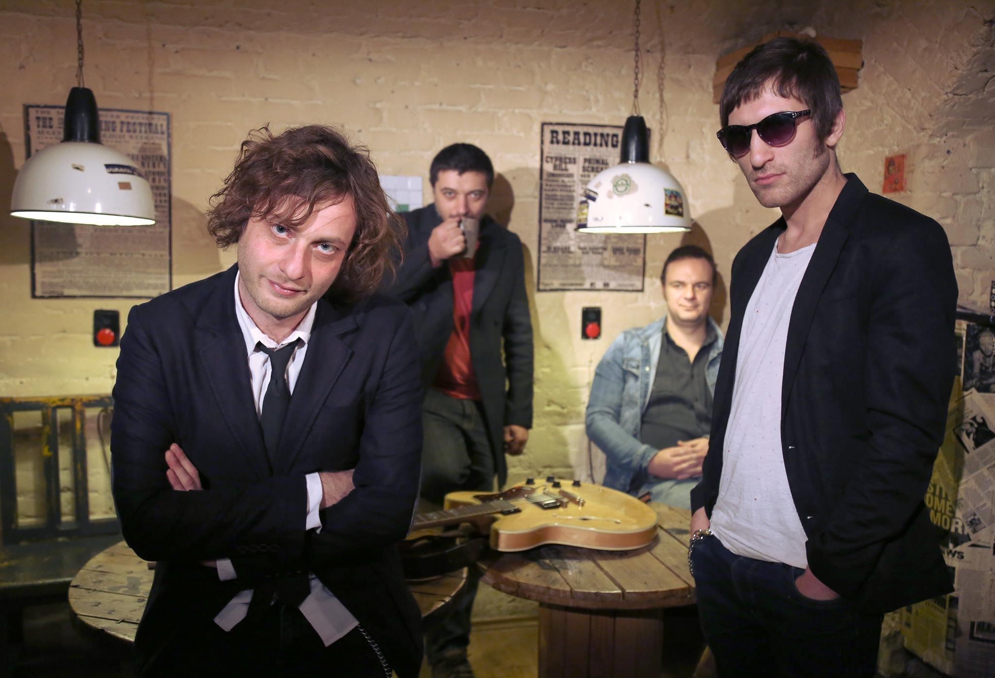Группа Young Georgian Lolitaz (YGL)