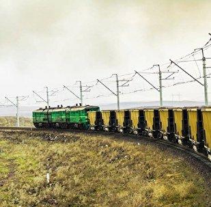 სატვირთო მატარებელი