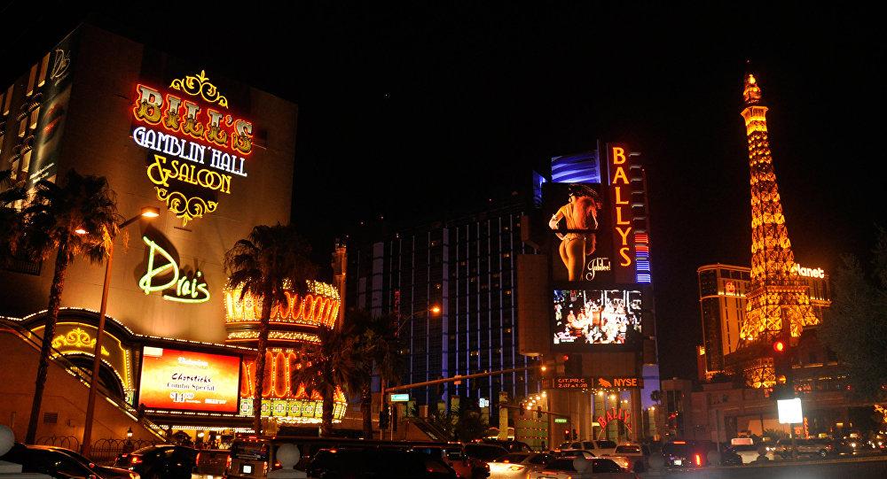 Известное казино вЛас-Вегасе разрушили контролируемым взрывом