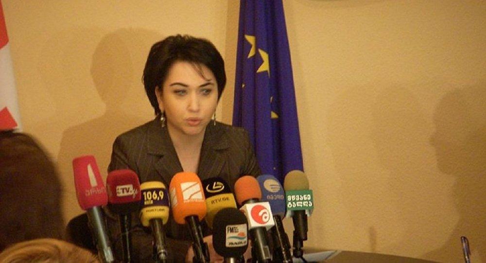 ВТбилиси взорвали автомобиль оппозиционера Таргамадзе