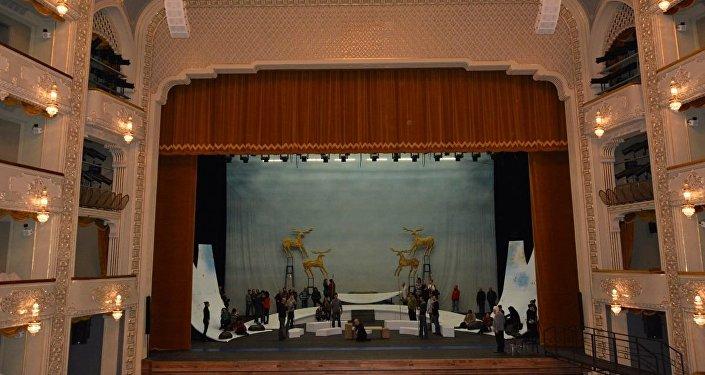 Тбилисский театр оперы и балета