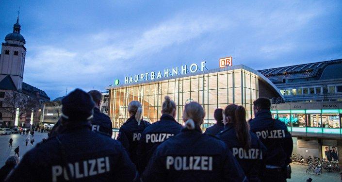 Полиция Кельна (Германия)