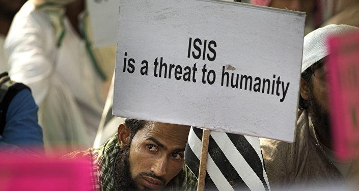 ИГИЛ - это угроза человечеству, архивное фото