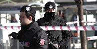 თურქი პოლიციელები, არქივის ფოტო