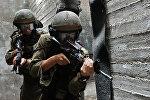 Действия спецподразделений вооруженных сил Израиля