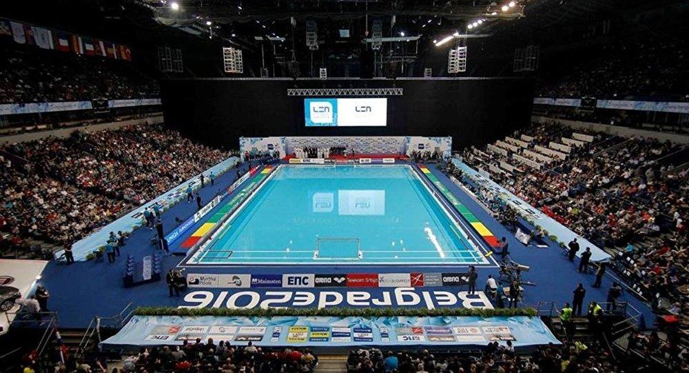 Чемпионат Европы по водному поло в Белграде