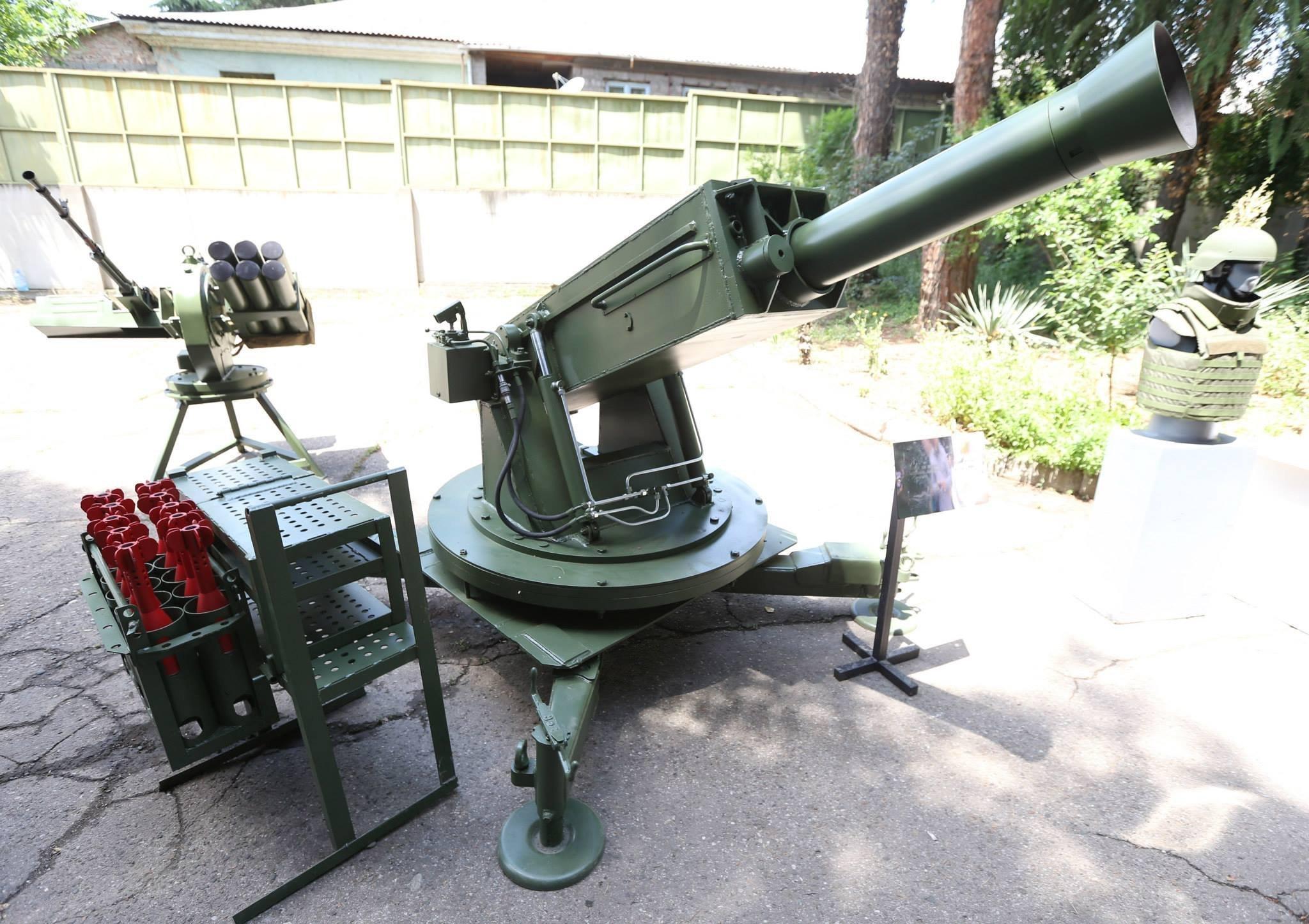 Грузинские вооружения