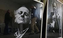 75-летний юбилей поэта Иосифа Бродского