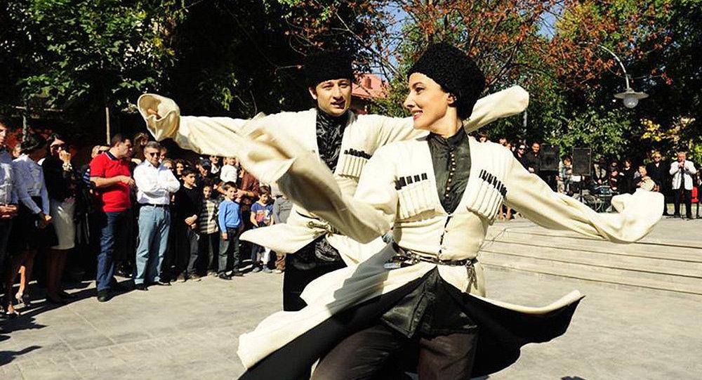 Национальный балет Сухишвили