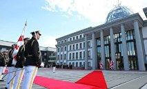 Дворец президента Грузии в Авлабари