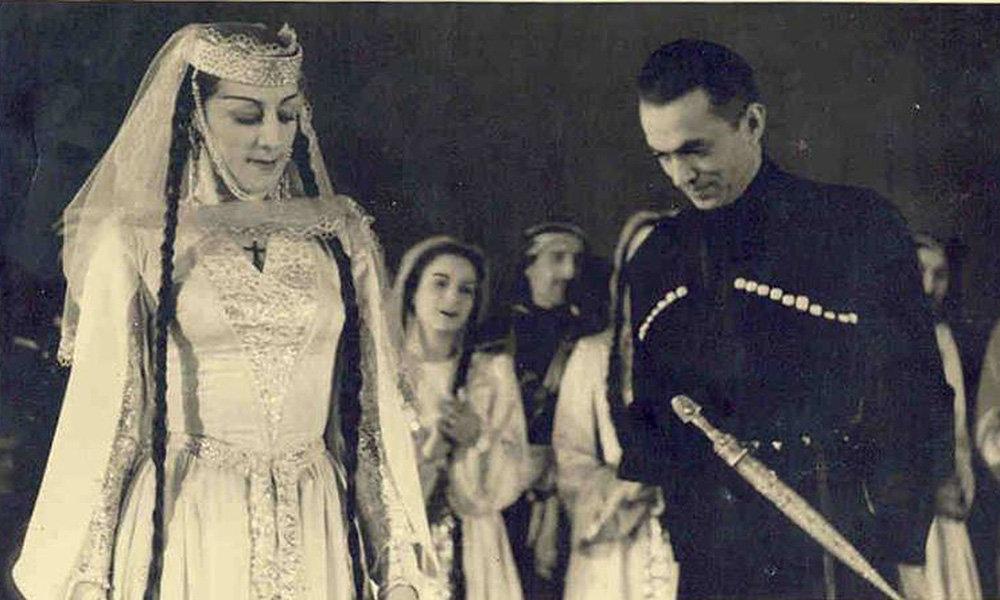 Из истории Национального балета Сухишвили