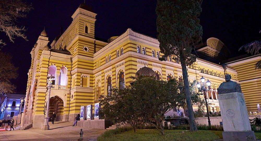 Тбилисский театр оперы и балета, после реставрации