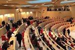 Парламент Грузии перед выступлением президента
