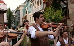 Очарование старого Тбилиси под музыку эпохи барокко