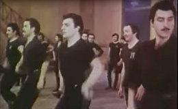 Легендарный ансамбль Сухишвили - репетиции трех поколений