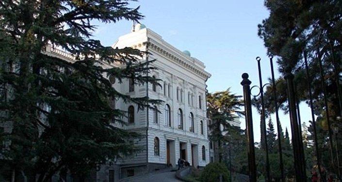 ТГУ. Тбилисский государственный университет