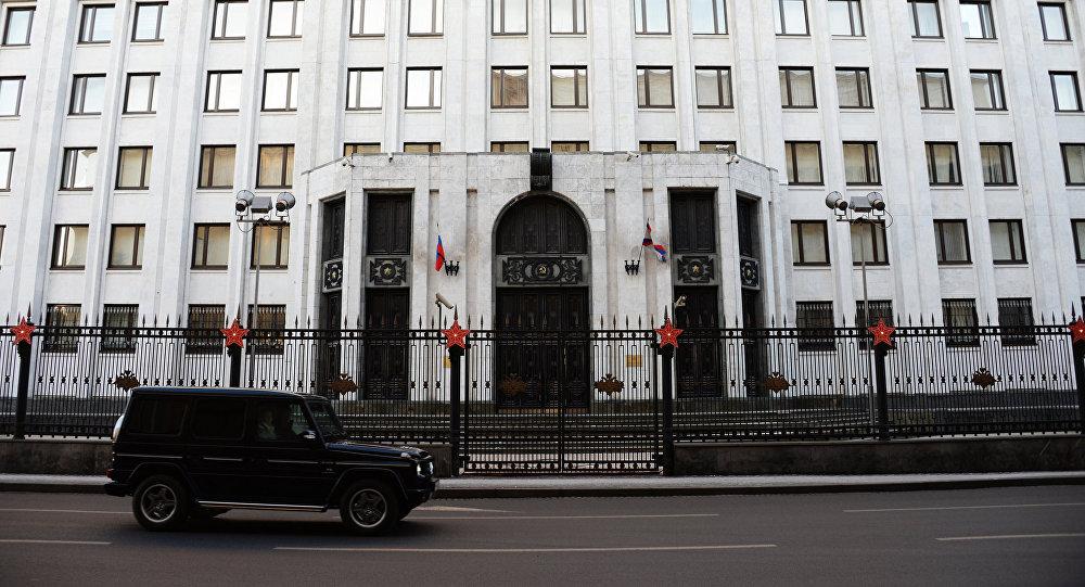 МинобороныРФ опровергло сообщения остроительстве вАбхазии военного полигона