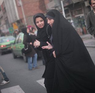 თეირანის მცხოვრებლები