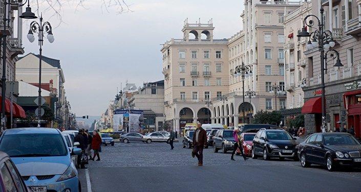 Площадь Марджанишвили