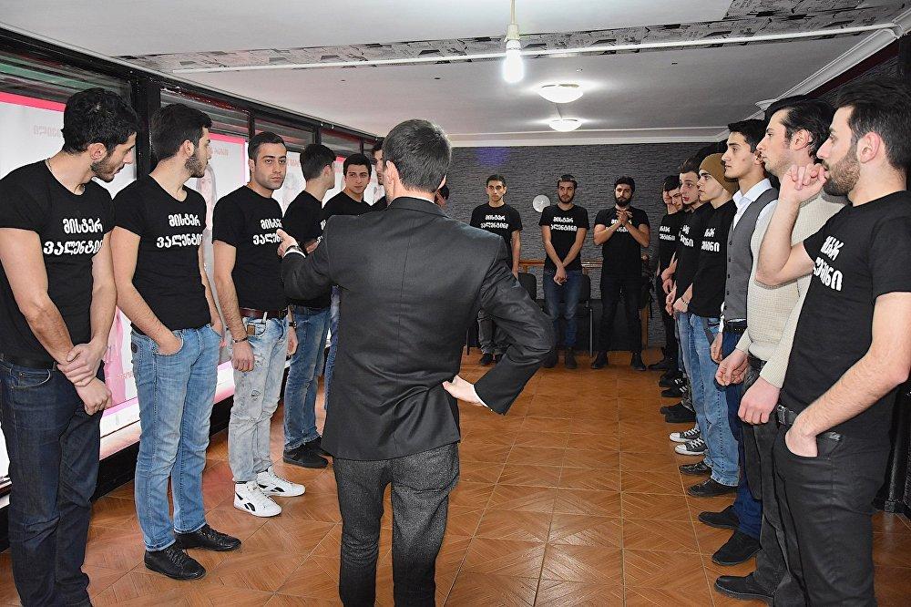 Встреча с участниками финала в агентстве Best Models.
