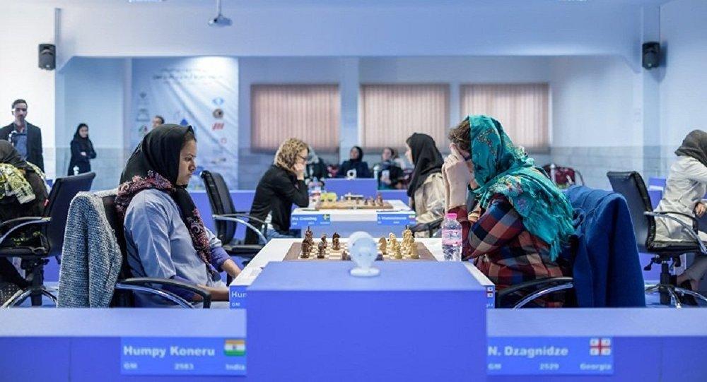 Гран-при Тегерана по шахматам