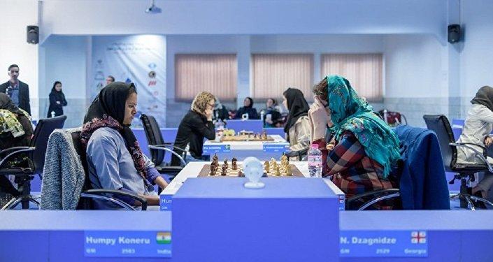 თეირანის გრან-პრი ჭადრაკში