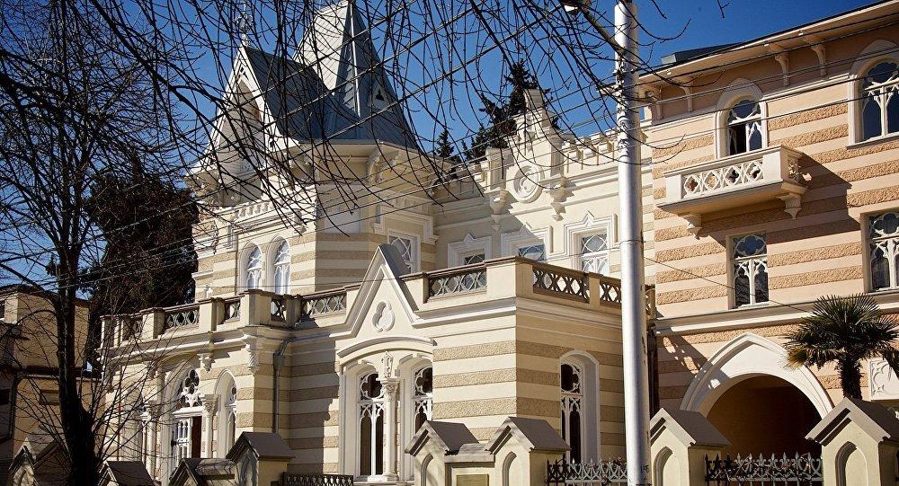 ხელოვნების სასახლე Art Palace