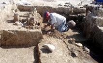 არქეოლოგიური გათხრები