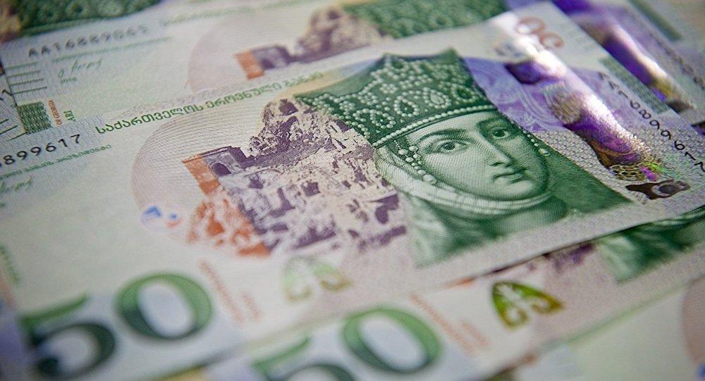Новые купюры номиналом 50 лари
